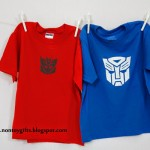 Easy Transformers Boy Gift