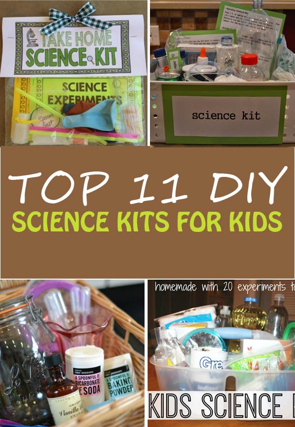 Best Science Toys For Kids : Diy science experiments do it your self