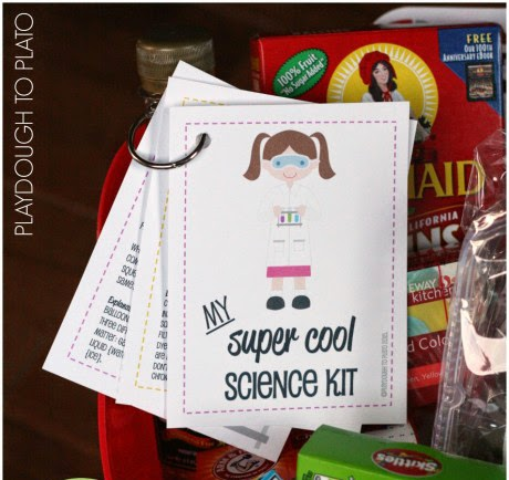 Is your child interested in science experiments? You have to take a look at these DIY science kits for kids. Best 11 DIY science kits to keep the kids busy. Fun activity for preschoolers, kindergartners and elementary school kids. | at Non Toy Gifts