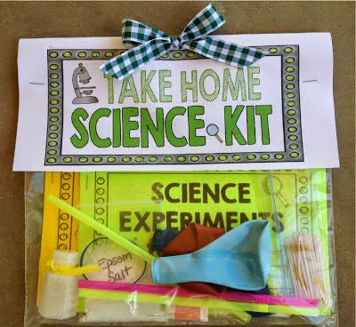 Is your child interested in science experiments? You have to take a look at these DIY science kits for kids. Best 11 homemade science kits to keep the kids busy. Fun activity for preschoolers, kindergartners and elementary school kids. | at Non Toy Gifts