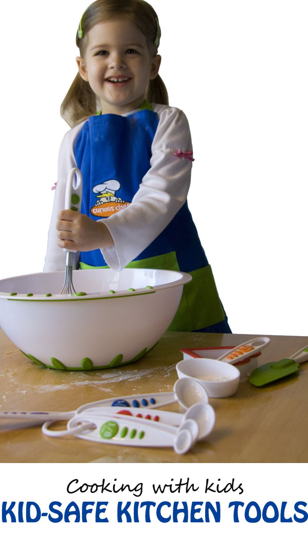 If you want to make cooking with kids fun and less messy, choose the best kid-safe kitchen tools. These kitchen gadgets are easy and safe to handle by children. Perfect for first-time cooks and bakers.