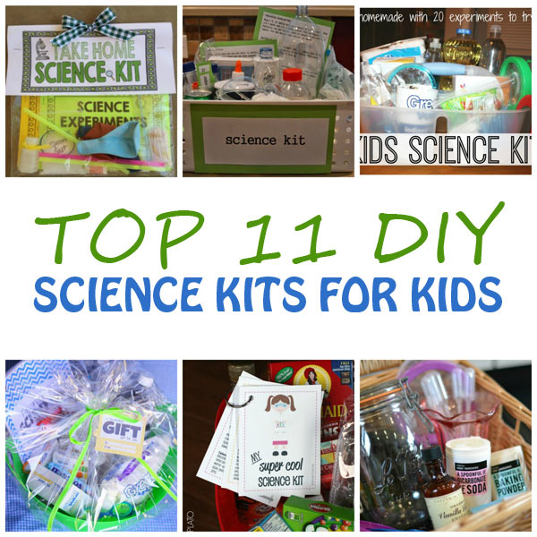 Best Science Toys For Kids : Top diy science kits for kids