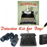 Detective Kit for Boys: Gifts Based on Great Books