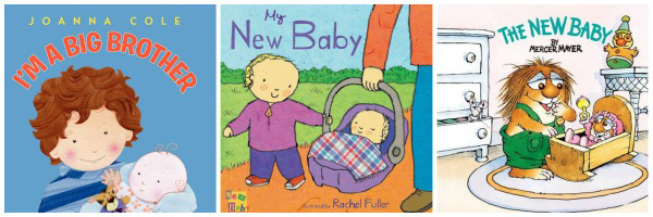 Best 12 big brother gifts from baby: big brother books