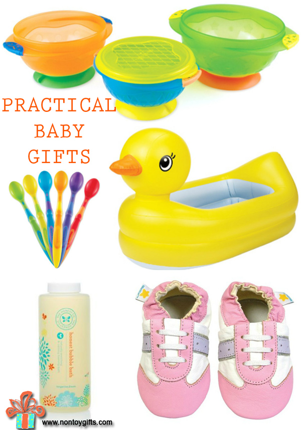Practical Gifts for Babies