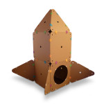 Gifts for Kids: Playing with Cardboard Boxes