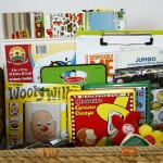 Road Trip with Kids – Busy Box