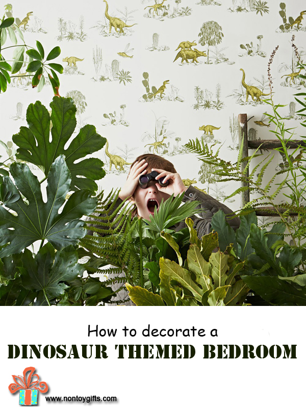 Dinosaur Themed Bedroom Ideas at Non Toy Gifts