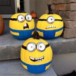 25 Painted Pumpkins for Kids