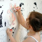 5 Coloring Wallpapers for Kids