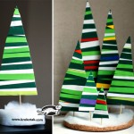 5 Cardboard Christmas Decorations
