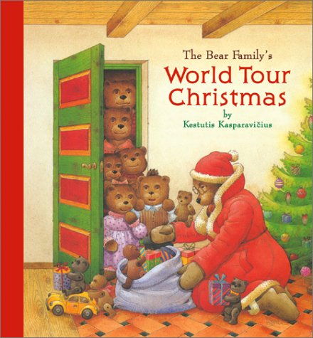 The Bear Family's World Tour Christmas