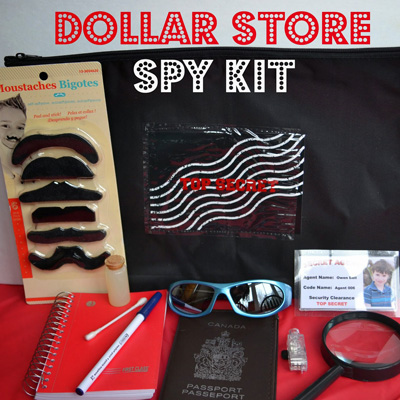 Best 10 DIY Detective Kits for Kids