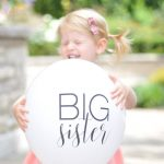 Best 61 big sister gift ideas. Gifts from baby