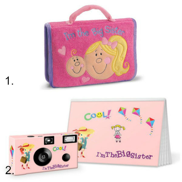 Big Sister Gifts From Baby 61 Perfect Gift Ideas For Big