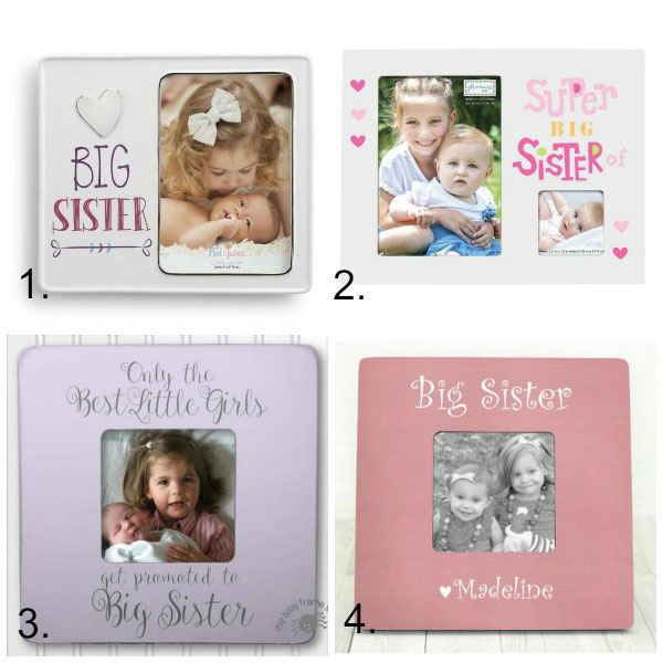 Big Sister Gifts From Baby - 61 Perfect Gift Ideas For Big Sisters