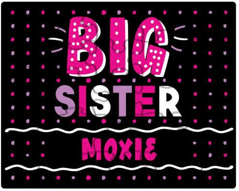 Big sister gift idea: puzzle