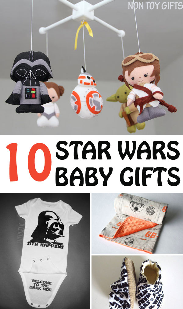 Best Star Wars Toys And Gifts : Star wars baby gifts