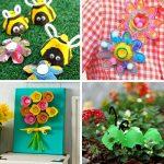 16 Egg Carton Spring Crafts for Kids