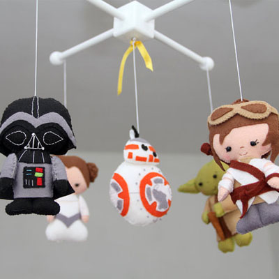 10 Star Wars baby gifts
