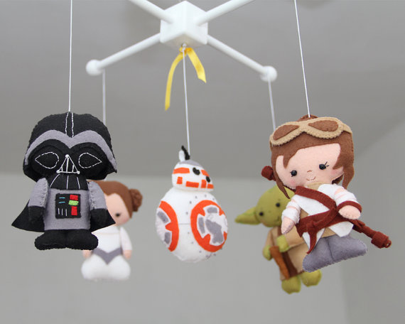 Star Wars Baby Gifts At Non Toy