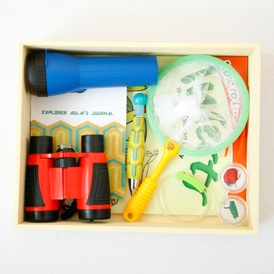 DIY Nature Explorer Kit – Homemade Gift for Kids