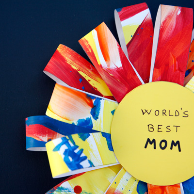 DIY Mother's Day Awards