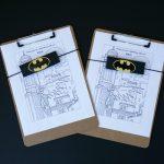 DIY Batman Party Favors for Kids