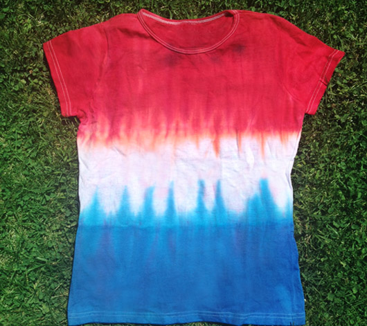 DIY patriotic shirts for kids 2
