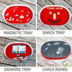 Road Trip with Kids – DIY Busy Tray