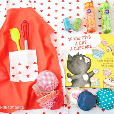 DIY Cupcake Kit for Kids
