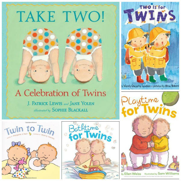 Books for twins