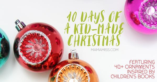 Kid-made Christmas