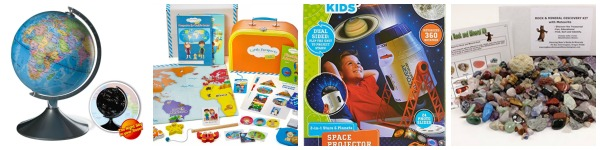 Non-toy gifts for boys (age 4-6)