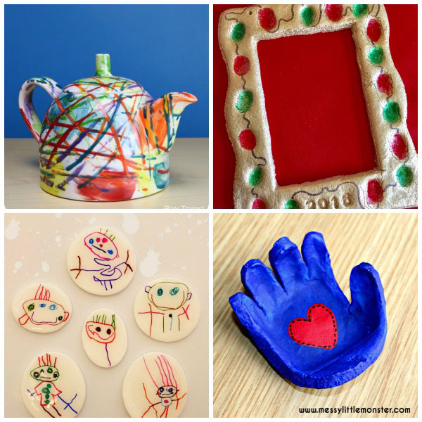 24 Gifts Kids Can Make | Kid-Made Gift Ideas That Adults Will Love