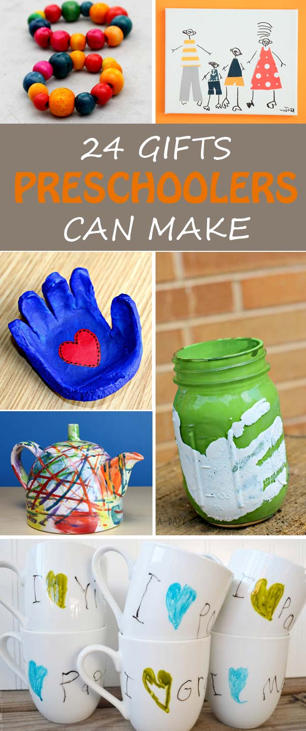 24 Gifts for Kids to Make |