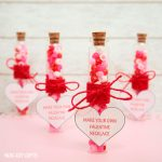 Make Your Own Valentine Necklace – DIY Valentine