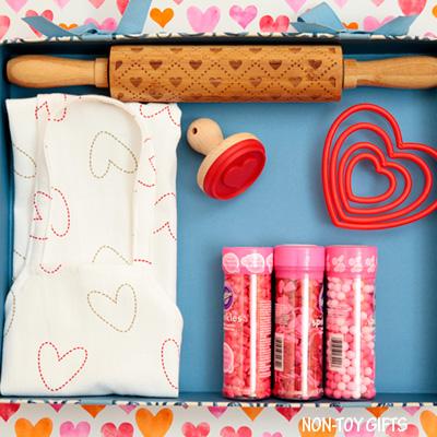 Valentine Baking Kit for Kids – Valentine's Day Activity