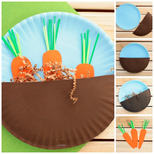 Carrot Craft For Kids