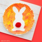 Easter Bunny Craft – Kid-Made Decoration