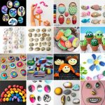 35+ Painted rocks for kids – Fun nature crafts