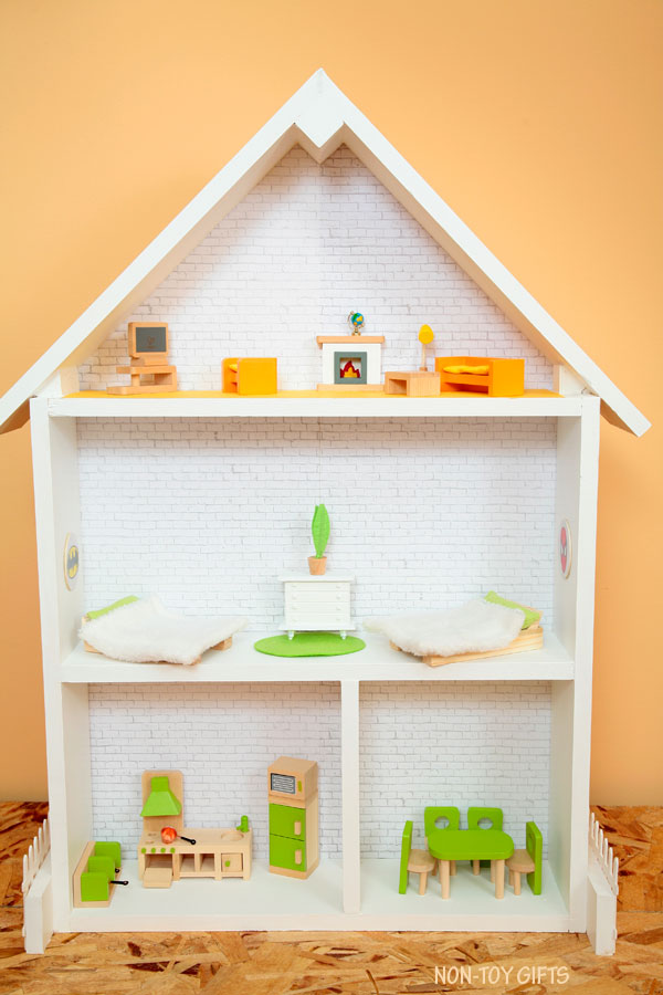 Diy Superhero House Dollhouse For Boys