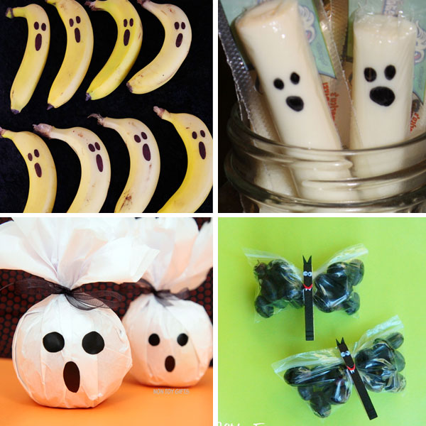 Healthy Halloween treats for school: 2