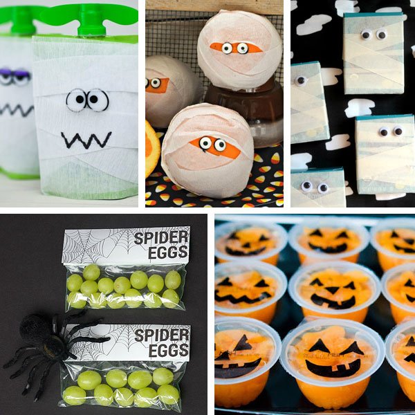 Healthy Halloween treats for school 3