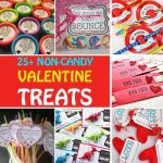 Non-candy Valentine ideas for kids