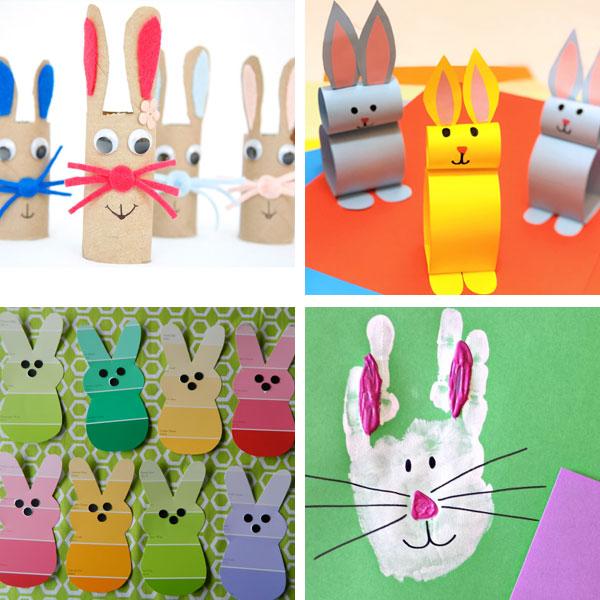 Bunny crafts 1