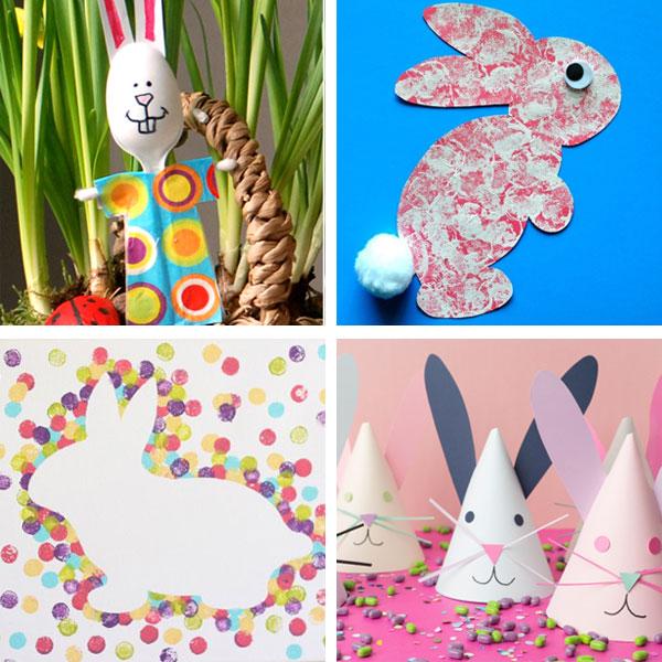 Bunny crafts 10