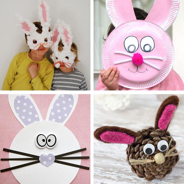 Bunny crafts 11