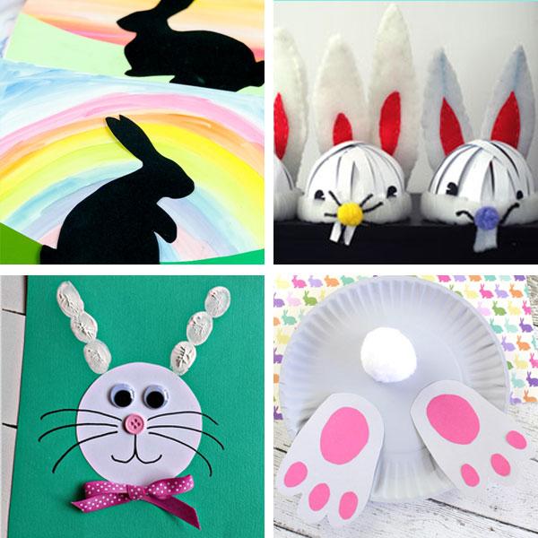 Bunny crafts 12