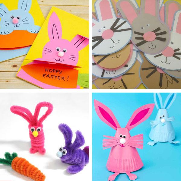 Bunny crafts 13